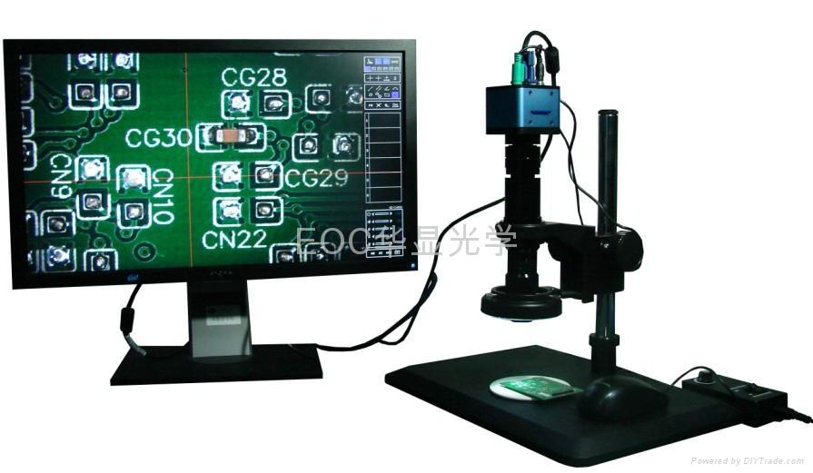 e-6010系列高清视频显微镜