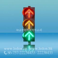 300mm三單元箭頭組合型LED交通燈