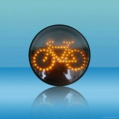 300mm自行车道组合型LED交通灯