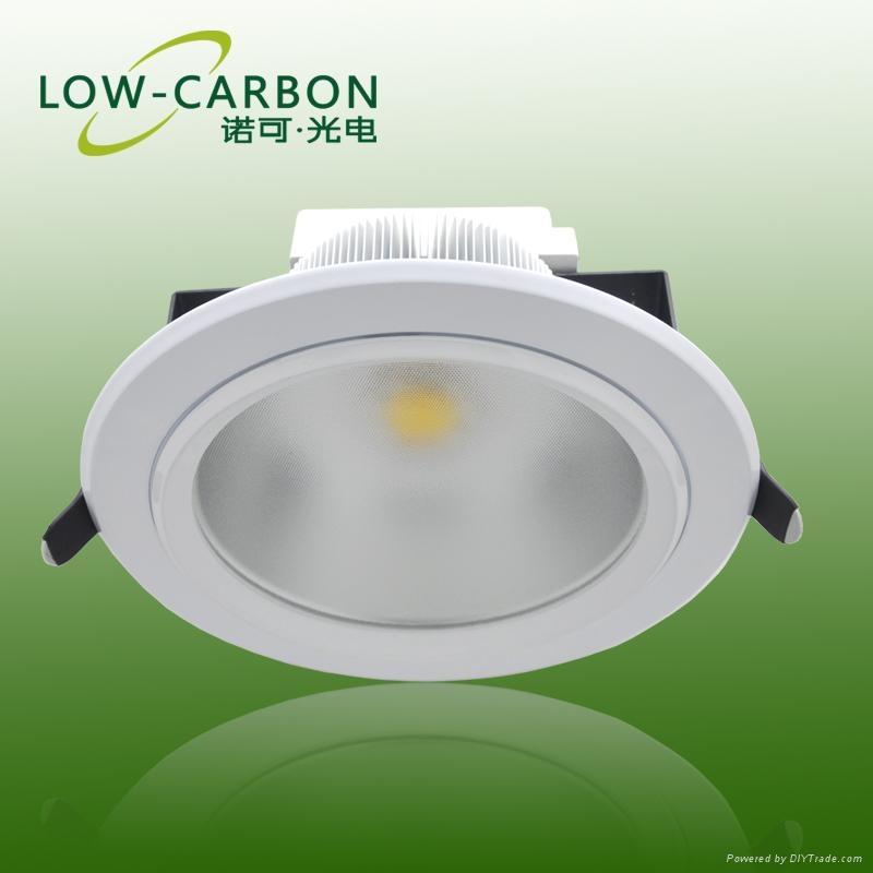COB LED 筒灯 3W 3寸  1