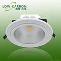 COB LED 筒灯 3W 3