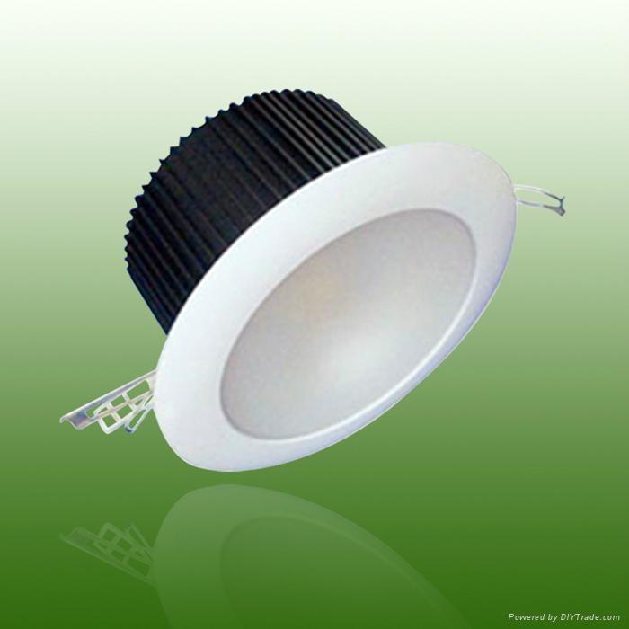 LED 筒灯 10W 4寸  1
