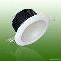 LED 筒灯 10W 4寸