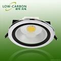 LED 筒灯 20W 6寸