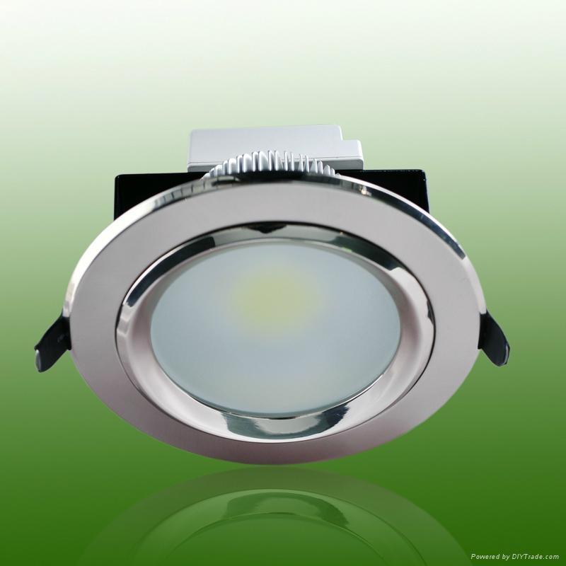 LED 筒灯 10W 5寸  1