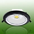 LED 筒灯 10W 5寸  2