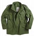 Alpha M-65 field coat 1