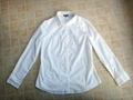 基本款女式弹力修身衬衣衬衫 3