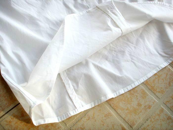 基本款女式弹力修身衬衣衬衫 4
