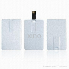 credit card usb flash drive ,super slim card usb thumb ,OEM usb drive