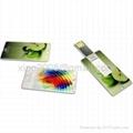 card usb disk,promotional card usb key