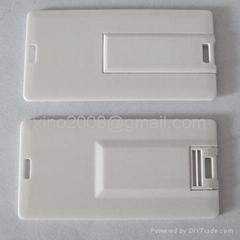 mini card usb stick, new plastic card usb key, name card usb disk, card usb