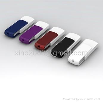 plastic usb flash drive, hot usb key , novelty usb disk, plastic usb flash  1