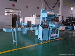 bottles wrapping machine in bottle filling line,filling bottle