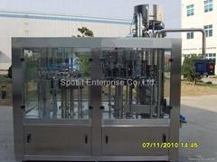 Beer filling machine,PET bottle beer filling machine