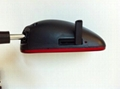 Motorcycle MP3 Rear-view Mirror with Alarm 3