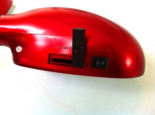 Bluetooth Motorcycle Mirrors 2