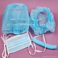 Pp non woven fabric use for medical face mask 1