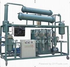 DIR-1 waste lubrication oil regeneration plant
