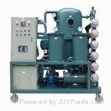ZJB-30 high efficiency vacuum oil recycling plant