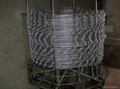 barbed wire (manufacturer)