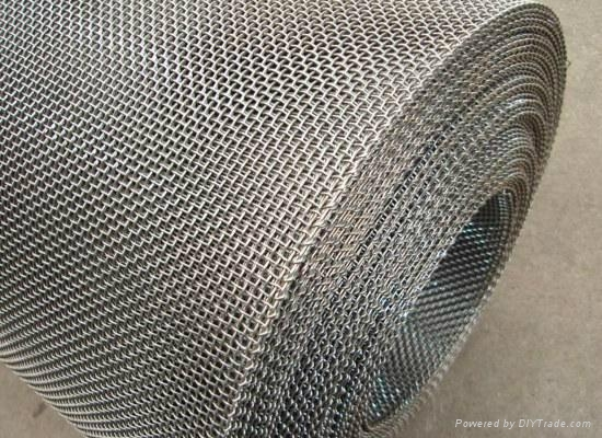 crimped wire mesh(manufacturer)   2