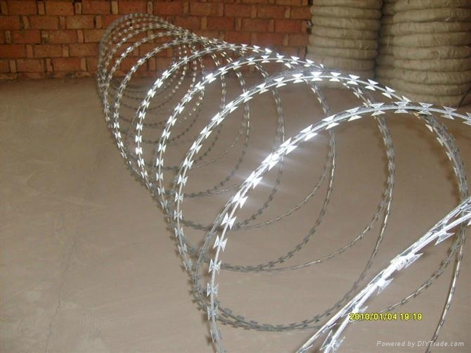 razor barbed wire(manufacturer)   2