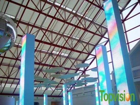 Tx10mm SMD outdoor rental led display 3