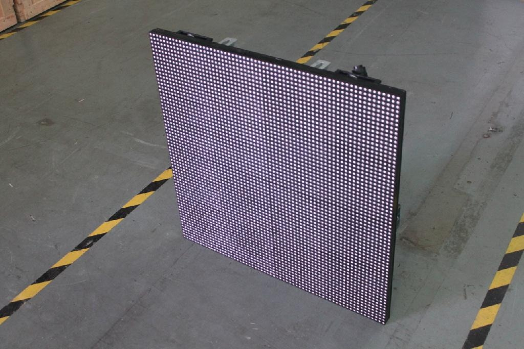 Tx10mm SMD outdoor rental led display 5