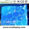 P18mm SMD Curtain led display 1