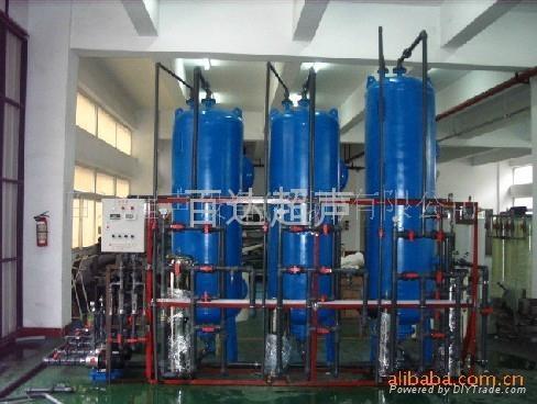 12T软化水纯水机 1
