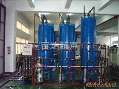 12T软化水纯水机