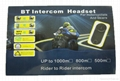800M Motorcycle Bluetooth Helmet Headset intercome 3