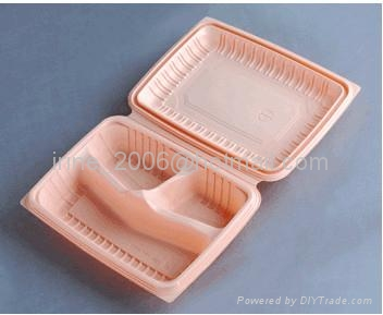Disposable bento box - XB-A004 - sunbow (China Manufacturer