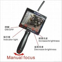 可調焦視頻汽車檢測內窺鏡