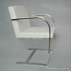 Knoll Brno Flat Bar Chair