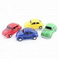 Novelty VW Beetle Car USB 2.0 Flash