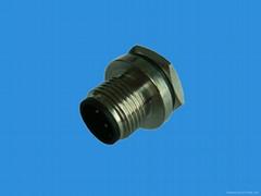 压力传感器连接器针式插座