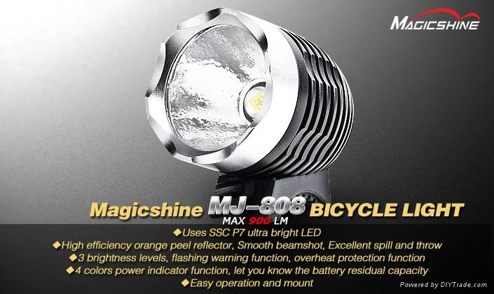 Magicshine SSC P7 LED Bicycle Light 2