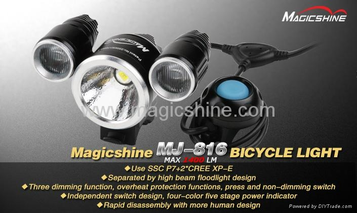Magicshine Bicycle Light 2