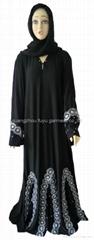 阿拉伯女袍