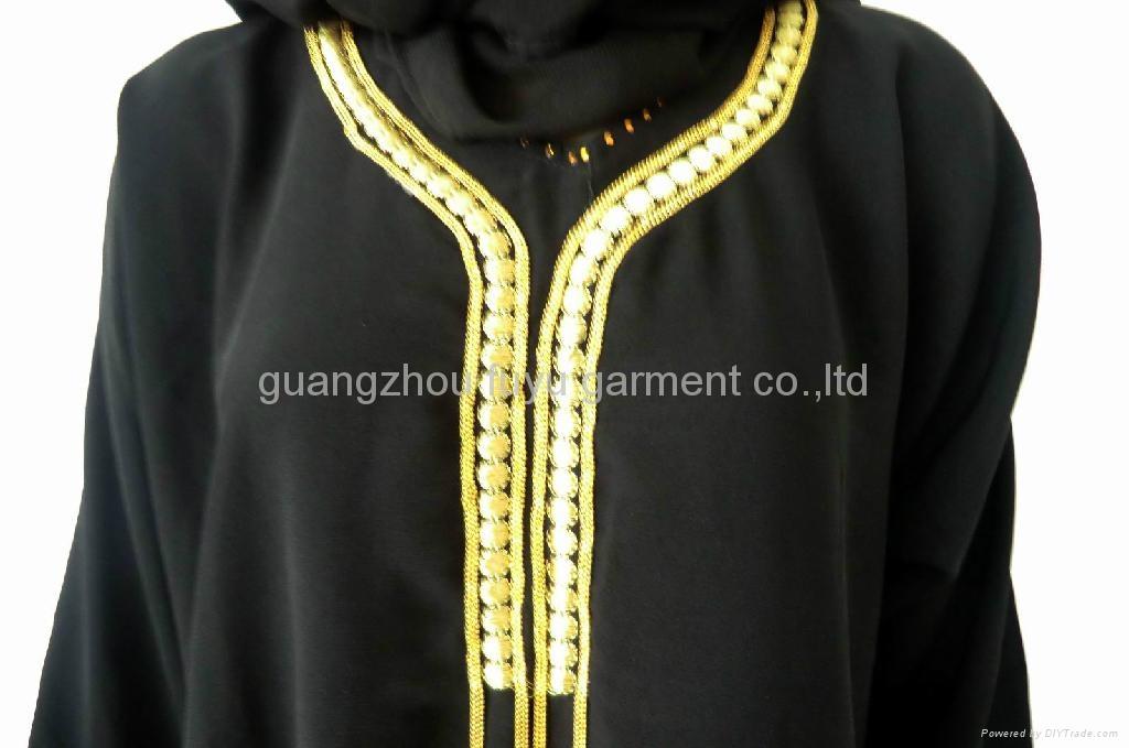阿拉伯款女袍 2