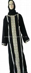 阿拉伯款女袍