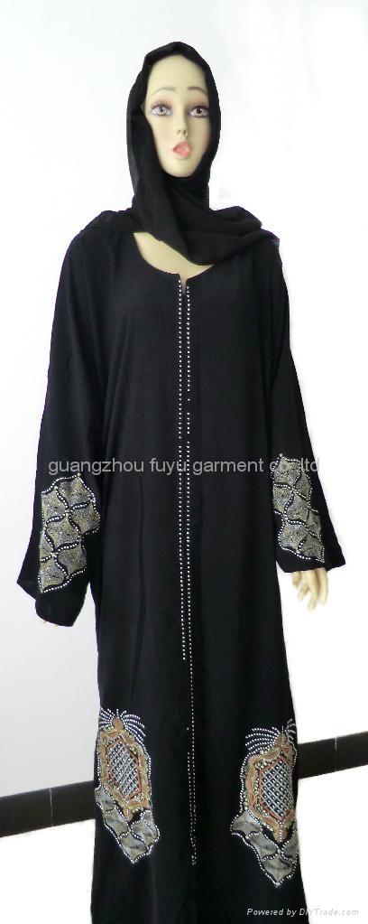 穆斯林女袍 1