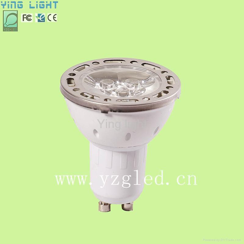 LED 天花射燈GU10 3W 1