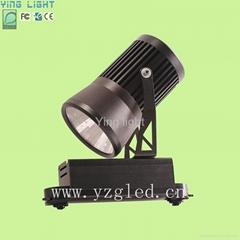LED轨道灯射灯30W