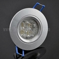 5*1w led downlight