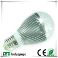 110V/220V white E27 5w led energy saving bulb White Light Lamp,Low consumption