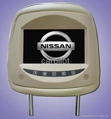 Special Headrest Monitor