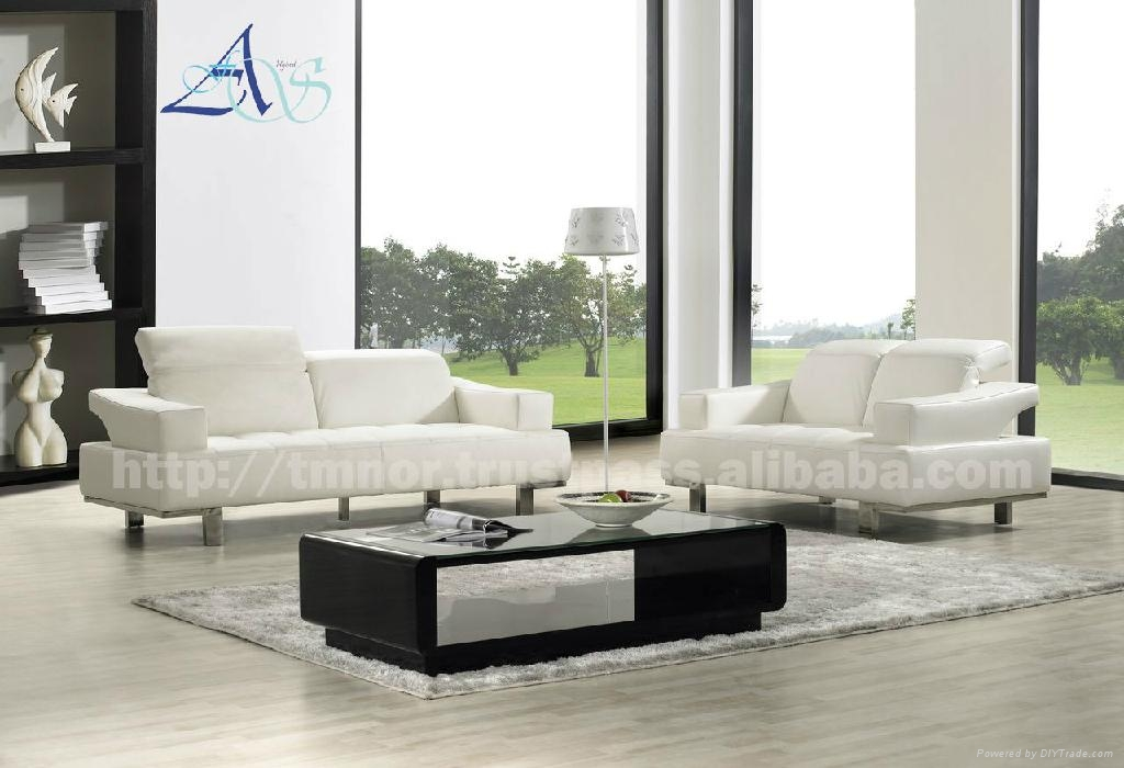 Afosngised modern design leather sofa afos s 2 china for China sofa design